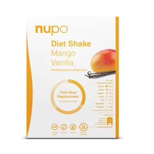 Nupo Mango Vanilla - 384g