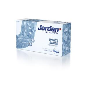 Jordan Tandpasta White Smile 2 x 50ml