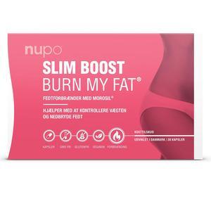 Nupo Slim Boost BURN MY FAT - fedtforbrænder - 30 stk