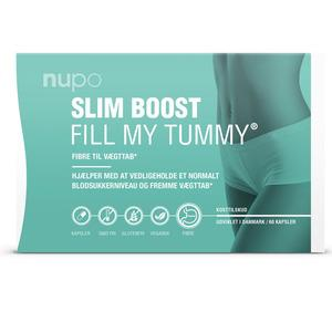 Nupo Slim Boost FILL MY TUMMY - Fibre til vægttab - 60 stk