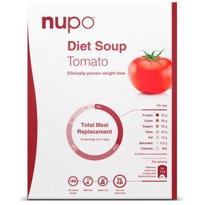 Nupo Diet soup Tomato - 384 g