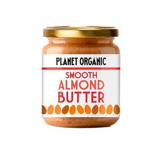 Planet Organic mandelsmør fra Med24