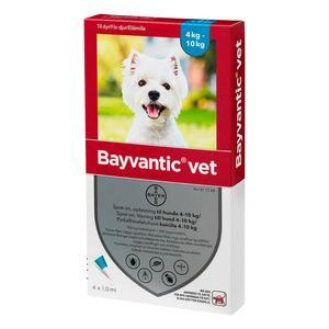 Bayvantic Vet. til hunde - 4-10 kg