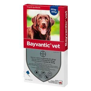 Bayvantic Vet. til hunde - 25-40 kg
