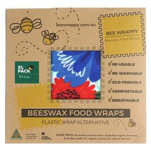 Bee Wrappy Beeswax Food Wraps - 1 x Extra Large