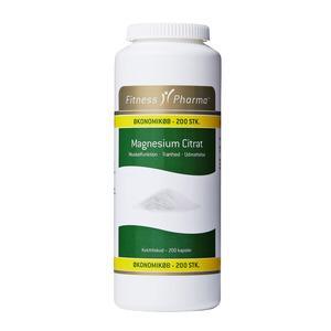 Fitness Pharma magnesium fra Med24
