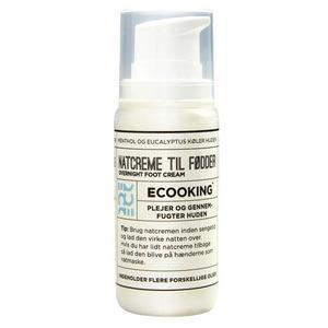 Ecooking Natcreme til fødder - 100 ml