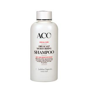shampoo til tør hovedbund