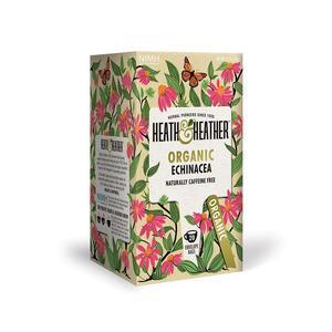 Billede af Heath & Heather Organic Echinacea Ø - 20 breve