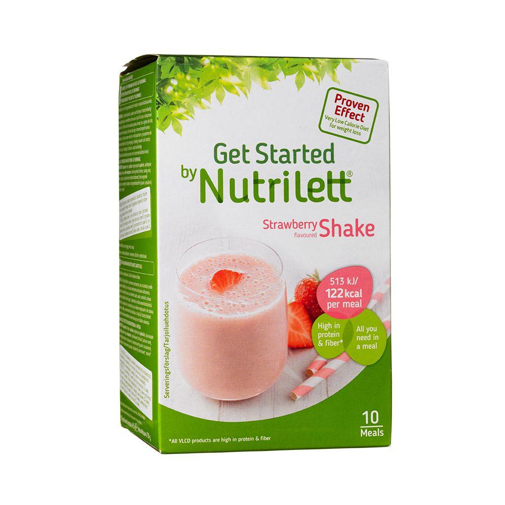 nutrilett smoothie kcal