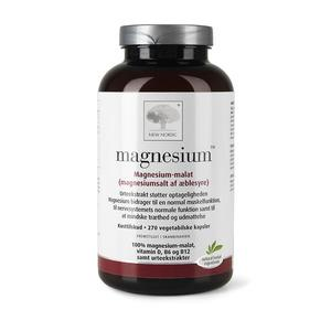 New Nordic magnesium fra Med24