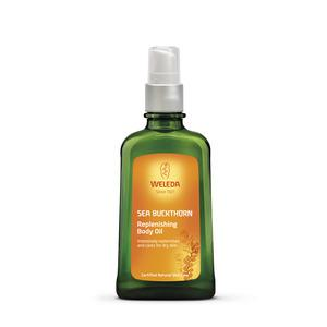 Weleda Body Oil Sea Buckthorn er rig på naturlige vitaminer, antioxidanter og essentielle fedtsyrer.