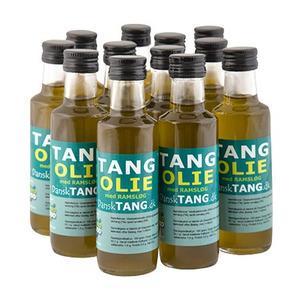 Billede af Dansk Tang Tang olie m.savtang og ramsløg - 100 ml