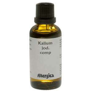 Allergica Kalium jod. comp. - 50 ml