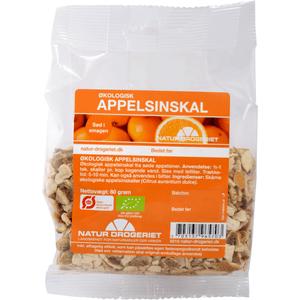 Billede af Natur Drogeriet Appelsinskal sød, skåret Ø - 80 gram
