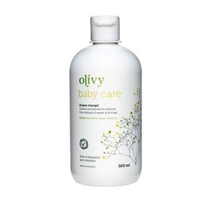 Olivy Baby care til bleskift - 500ml