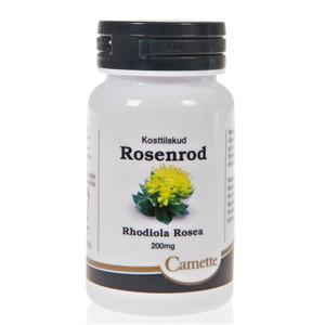 Billede af Rosenrod rhodiola 200 mg - 90 stk.