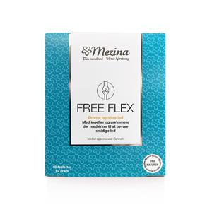 Mezina Free flex 60 tabletter