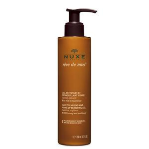 Nuxe Rêve de Miel Face Cleansing & Makeup Removing Gel - 200 ml