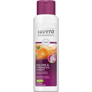 Lavera Volume & Strenght Shampoo - 250 ml