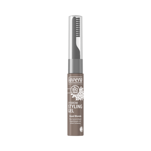 Lavera Eyebrow Styling Gel - Hazel Blonde - 9 ml