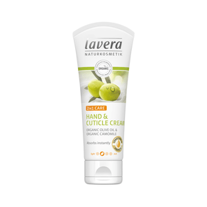Lavera Hand & Cuticle Cream 2in1 - 75 ml