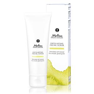Mellisa Exfoliating Facial Scrub - 75 ml