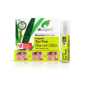 Dr. Organic Tea Tree Blemish Stick - 8 ml