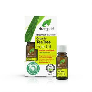 Dr. Organic Tea Tree Pure Oil - 10 ml