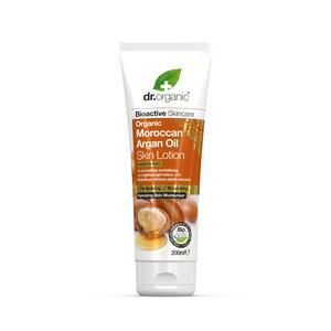 Dr. Organic Argan Oil Skin Lotion - 200 ml.