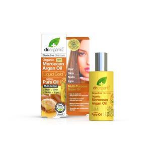 Billede af Dr. Organic Argan Oil Pure Oil - 50 ml