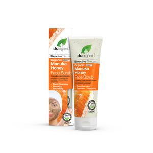 Dr. Organic Manuka Honey Face Scrub - 125 ml