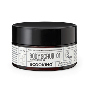 Ecooking Bodyscrub 01 - 300 ml.