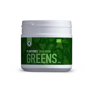 Plantforce Økologisk Greens Ø - 200 g