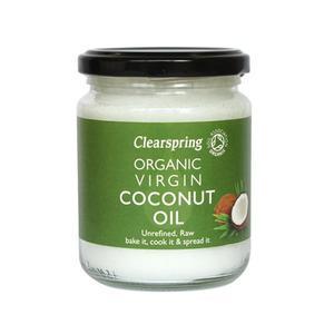 Billede af Clearspring Organic Virgin Coconut Oil - 200 gr.