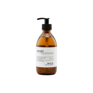 Meraki Multi Oil, Orange & Herbs - 300 ml