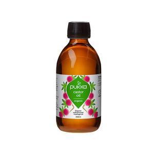 Pukka Organic Castor Oil (Amerikansk olie) Ø - 250 ml.