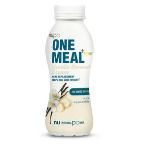 Nupo One Meal +Prime Shake  -  Vanilla Banana Dream - 1 stk.