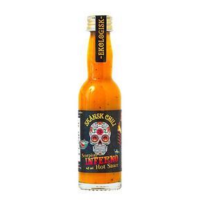 Skånsk Chili Chilisovs Scorpion Inferno Ø Hot Sauce