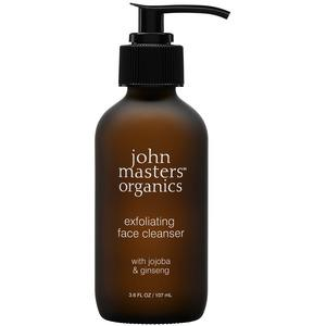 John Masters exfoliating face cleanser - 107 ml