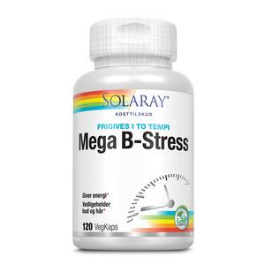 Solaray Mega B-Stress - 120 kap
