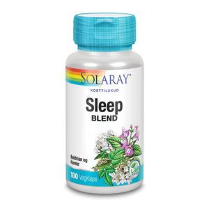 Solaray Sleep Blend - 100 kap