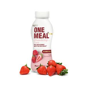Nupo One Meal+ Prime RTD Strawberry - 1 stk