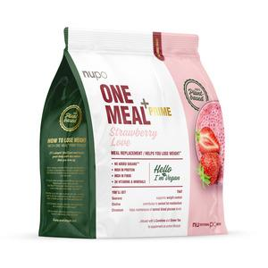Nupo One Meal +Prime Strawberry Love - 360 g