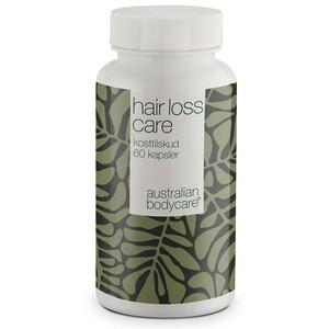 Australian Bodycare Hair Loss Care Kosttilskud - 60 tabletter