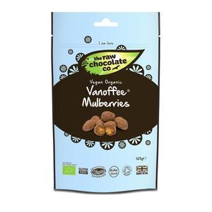 The Raw Chocolate Company Morbær Vanoffe M.rå ChokoladeØ