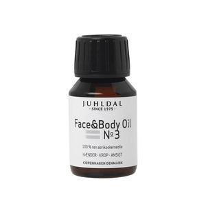Juhldal Face & Body Oil No. 03 - 50 ml.