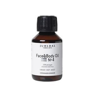 Juhldal Face & Body Oil No. 4 - 100 ml.