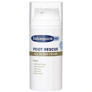 Salvequick MED Foot Rescue fodcreme - 100ml