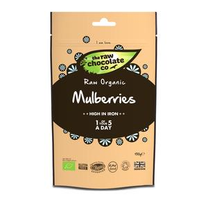 The Raw Chocolate Company Morbær Soltørrede Ø